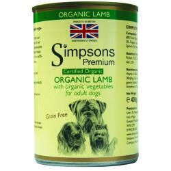 .Simpsons Duck & Turkey Casserole with Organic Vegetables is made using only naturally wholesome ingredients and contains no rendered meat or derivatives and is suitable for all breeds. It is totally Grain Free making it ideal for dogs who suffer allergies and contains no artificial colours, flavours or preservatives.