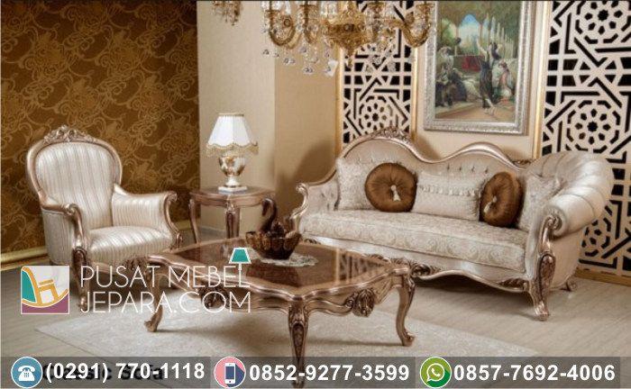 Jual Kursi Tamu Sofa Ukir Mewah Wilayah Magelang Murah Terpercaya Pusat Mebel Jepara Ruang Keluarga Mewah Mebel Ruang Tamu Mewah