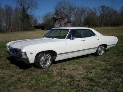Survivor 1967 Chevy Impala 4 Door Hard Top 4dr Ht Chevy Autozin