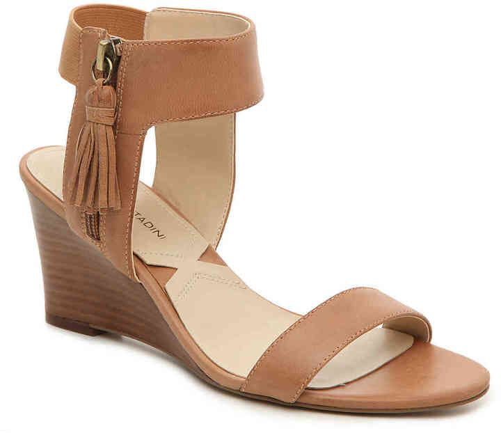 728c2a3277a0 Adrienne Vittadini Women s Richey Wedge Sandal  sandals  womenssandals   shoes  affiliate