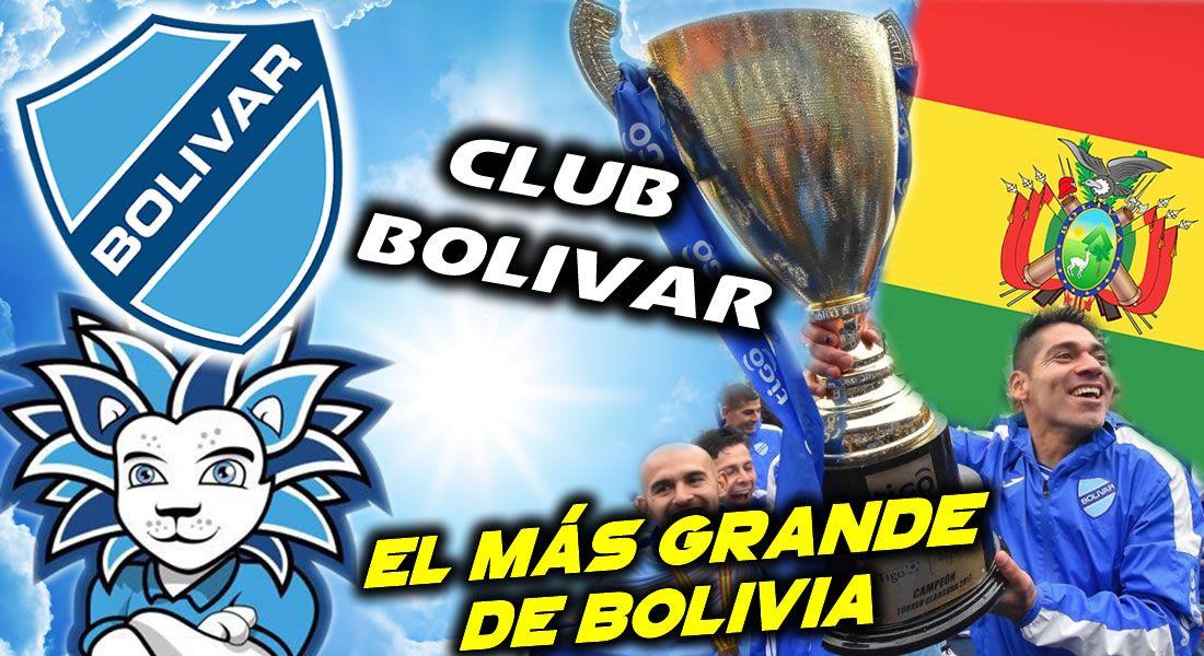 Club Bolivar Bolivia Club Bolivia Bolivar
