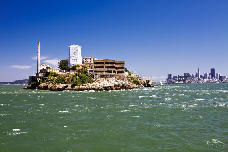 Alcatraz Island In San Francisco California Affiliate