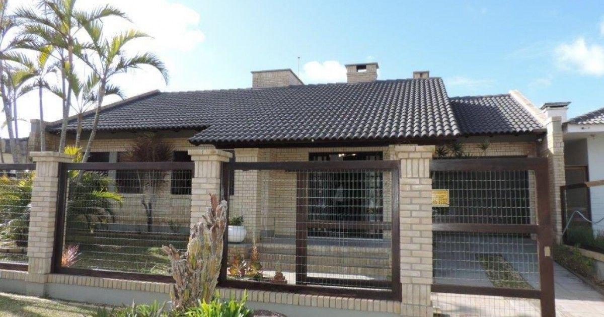 Imobiliária Costa e Silva - Casa para Venda em Imbé