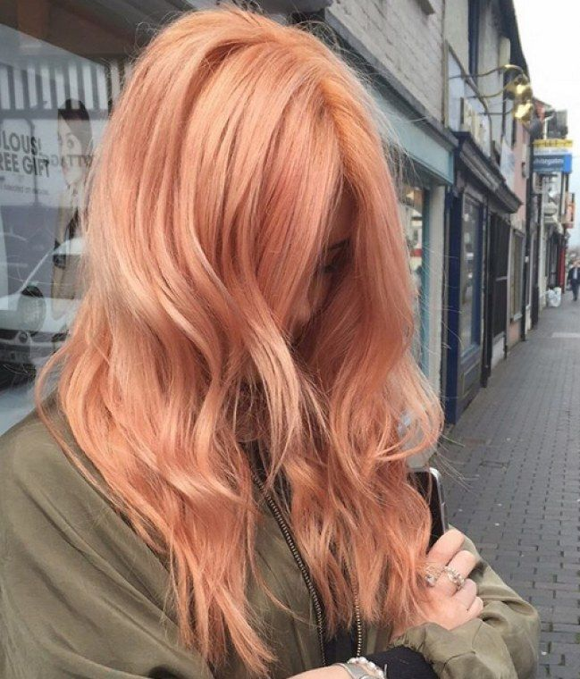 cheveux rose gold la tendance coloration rep r e sur instagram cheveux rose gold coiffures. Black Bedroom Furniture Sets. Home Design Ideas