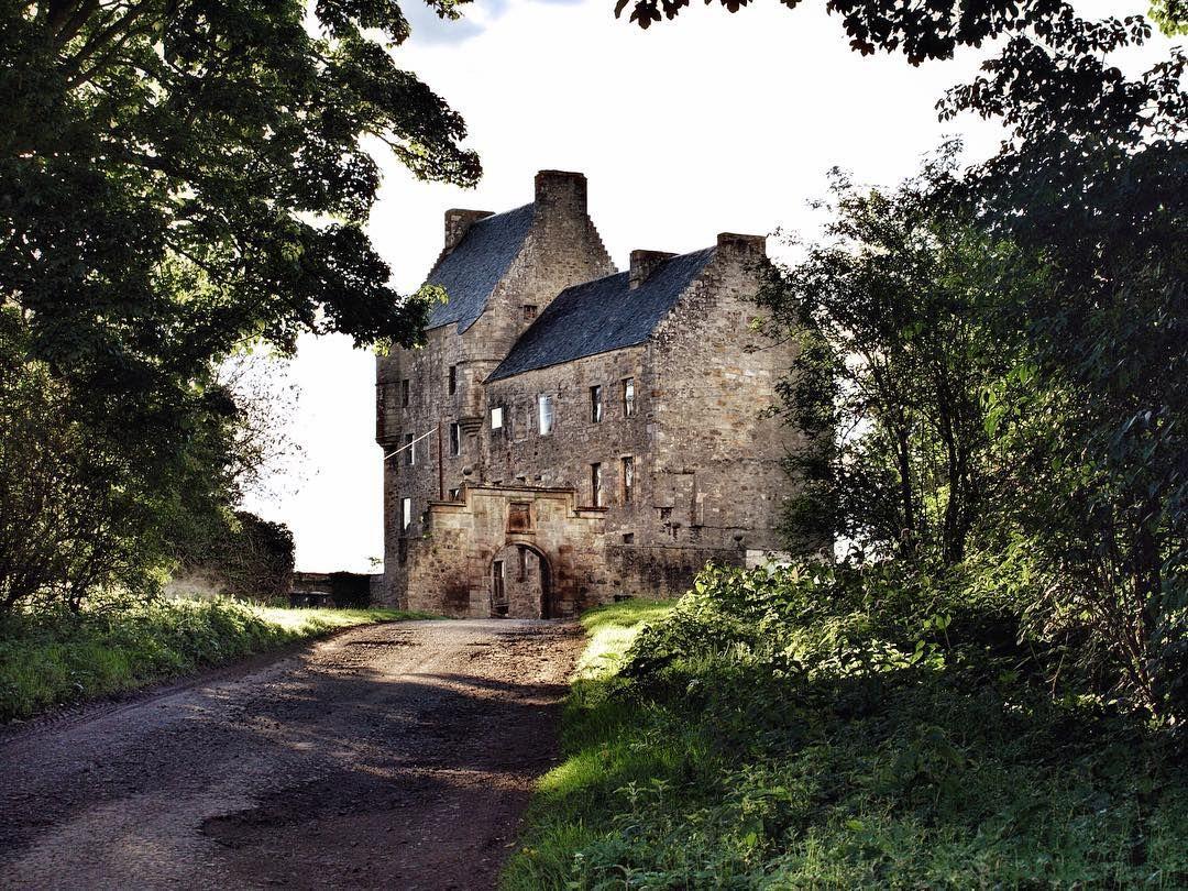 craigmillar castle near edinburgh sorry i missed this gem