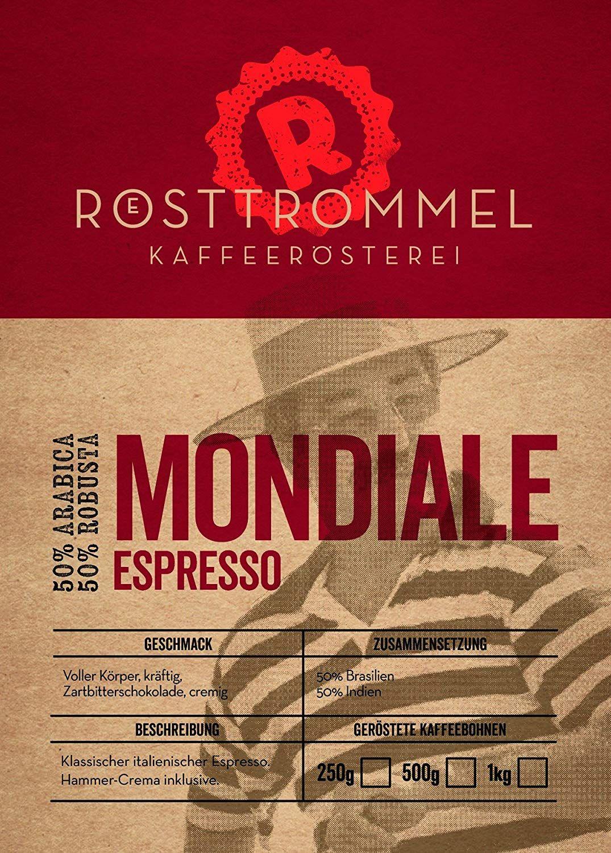 Beste Espressobohnen