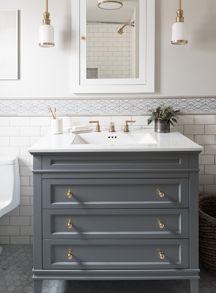 24 Ideas to Decorate And Organize A Small Bathroom With A ...