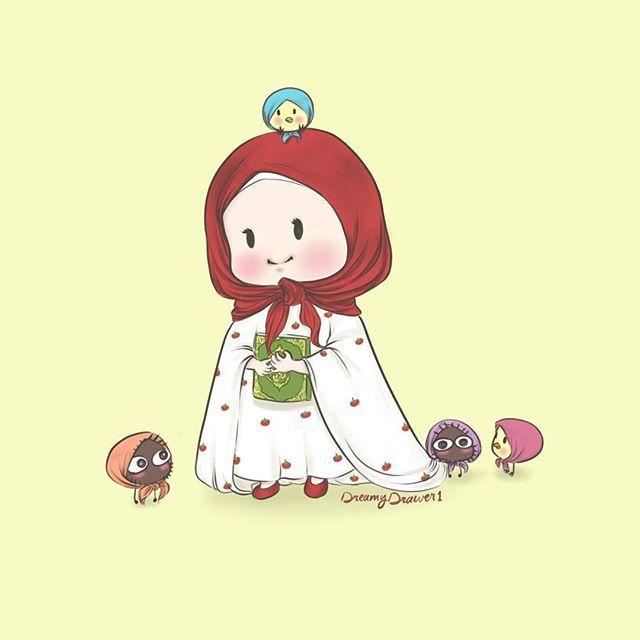 Instagram Photo By طمطوم Jun 8 2016 At 8 23pm Utc Cute Drawings Girly M Hello Kitty