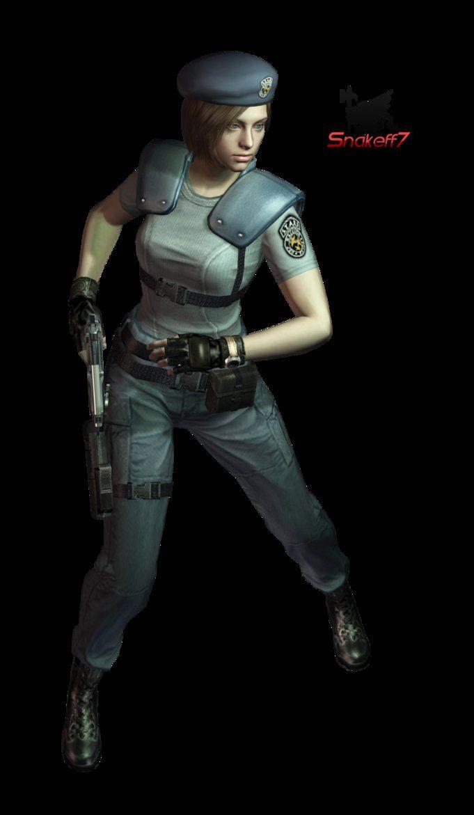 Jill Valentine From Resident Evil Resident Evil Girl Jill