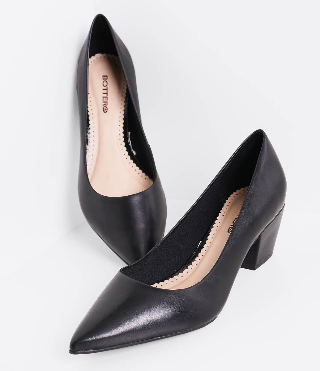 bcb3b5aec Sapato Scarpin Feminino Bottero | Shoes | Scarpin feminino, Sapato ...