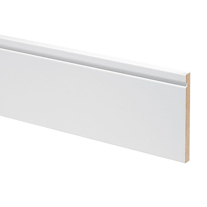 Mdf Contemporary Baseboard Rona 8 97 1 2 X5