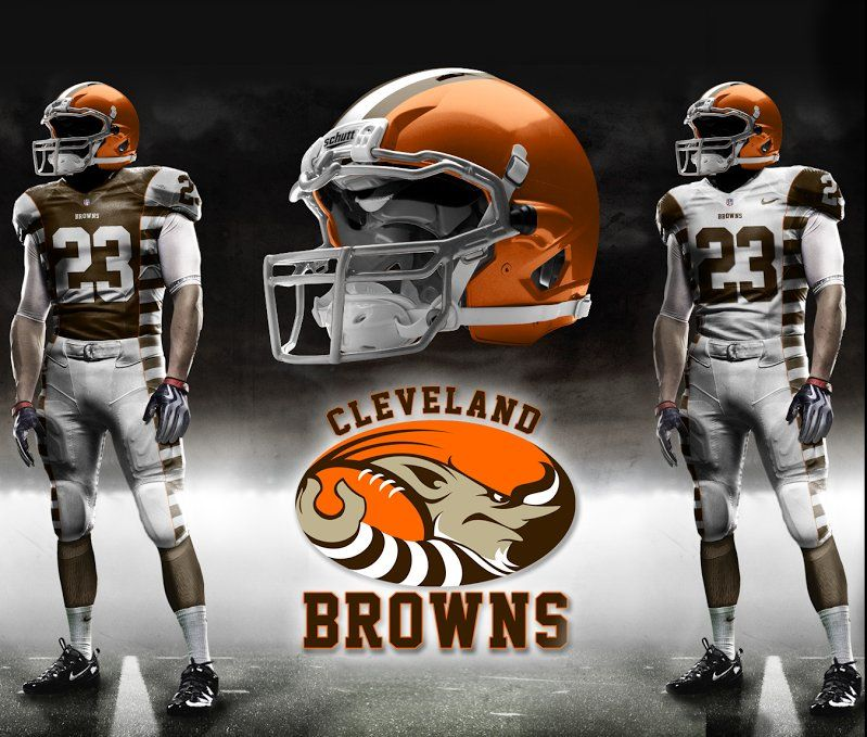 bd316986366 Cleveland Browns Logo Change | Cleveland Browns new uniforms: Fan-submitted  designs | cleveland.com