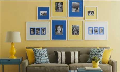 Bedroom Wall Decor | Decorating, Walls and Wall decor