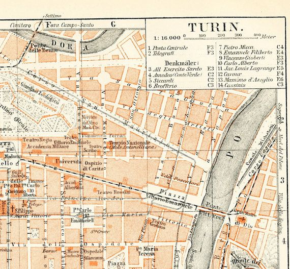 city map from the year 1892 Pictures   Getty Images furthermore  moreover  further Political Map of Italy   Nations Online Project as well 1937 ORIGINAL VINTAGE CITY MAP OF TURIN TORINO   PIEDMONT   ITALY in addition Italy Maps   Perry Castañeda Map Collection   UT Liry Online likewise Maps of Italian cities furthermore TURIN TORINO  Antique town plan  City map  Italy  DSHAW 1895 likewise  additionally Turin   Wikipedia additionally Torino Public Transit Map   Torino Italy • mappery also  besides Turin cheap hostels  book a budget hostel in Turin  Italy furthermore  likewise Old Map of Turin Torino  Italy 1911   OLD MAPS AND VINTAGE PRINTS furthermore CITY MAP OF TORINO  TURIN   PIEDMONT  ITALY. on city map of torino italy