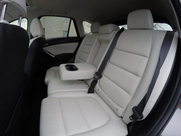 2016 Mazda CX 5 Interior Back Seat #DriveMazda