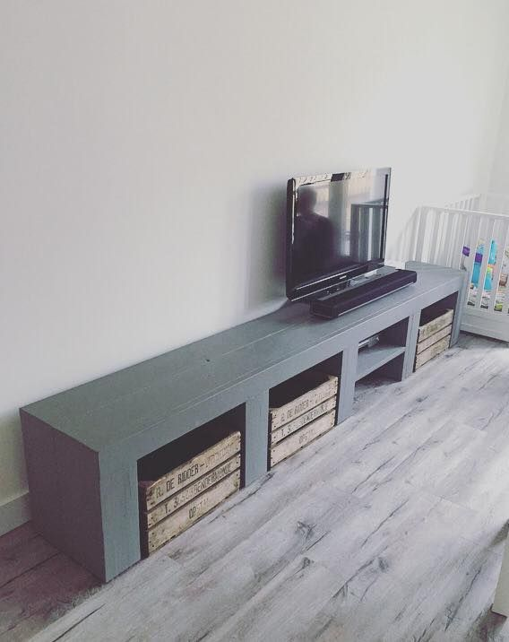Landelijk Tv Meubel Furniture In 2019 Meubels Betonnen