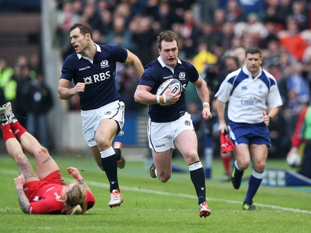 Scotland vs Wales match report Vern Cotter's men slip to