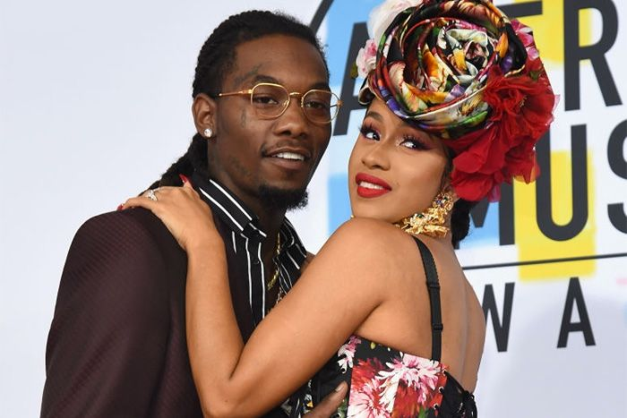Offset S Is Still Cheating On Cardi B With Some Self: Cardi B Challenges Offset To Rap Battle