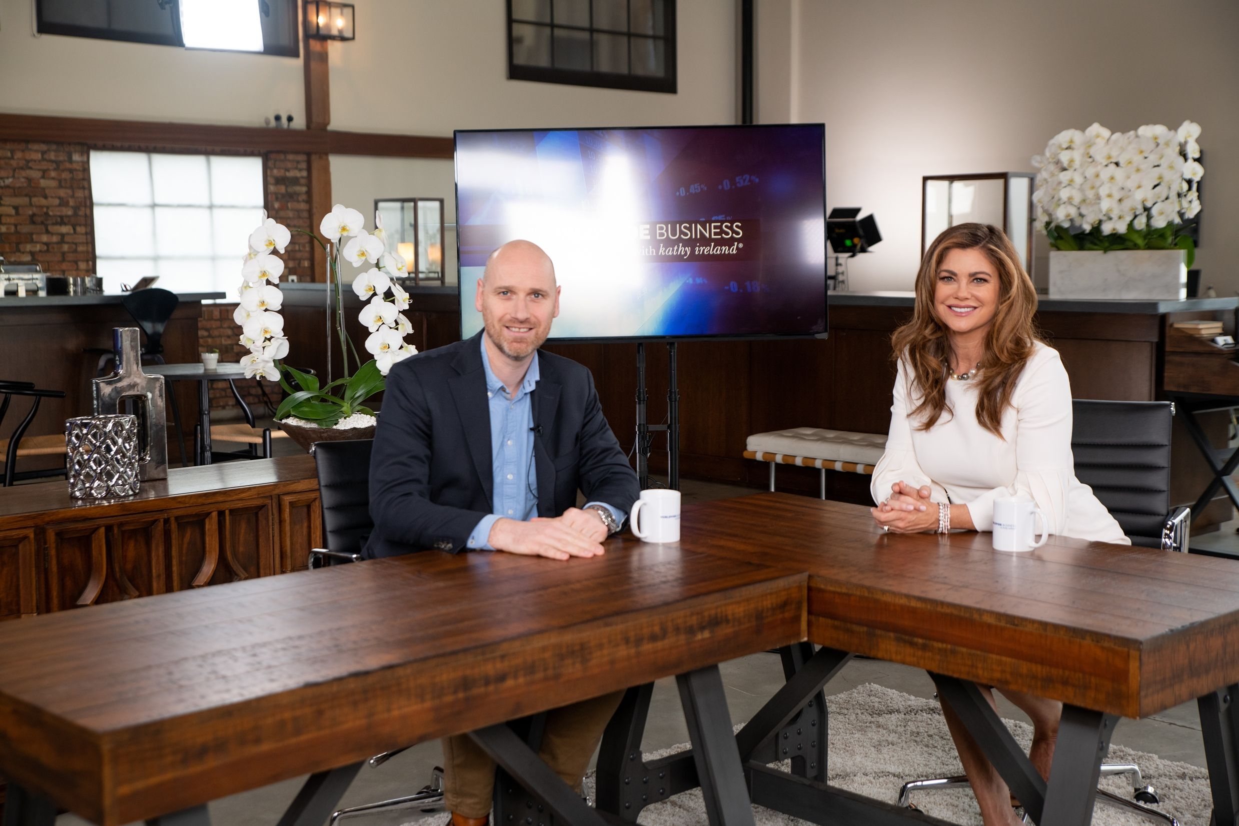 Worldwide Business With Kathy Ireland Discusses Sustainable Bio Based Plastic Solutions With Braskem Kathy Ireland Bright Minds Kathy