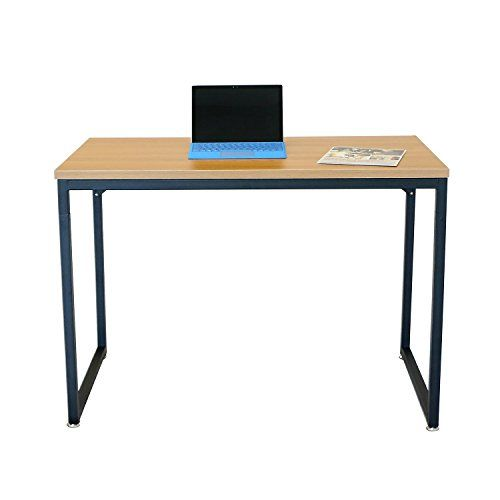 bestmart inc mdf wood work station computer desk table home office rh pinterest com