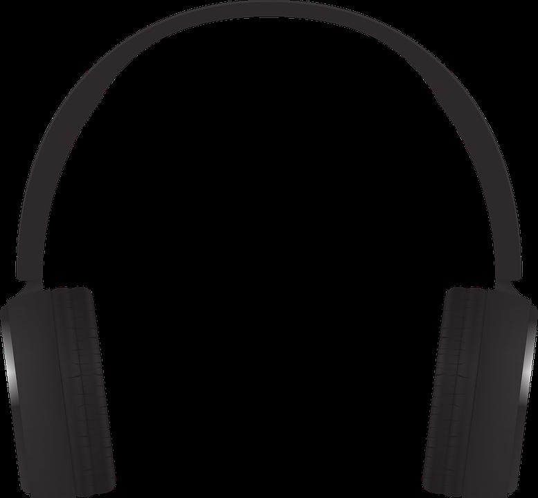 헤드폰 벡터 이미지입니다.  headphone vector image