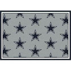 Dallas Cowboys Rug Logo Repeat Mat