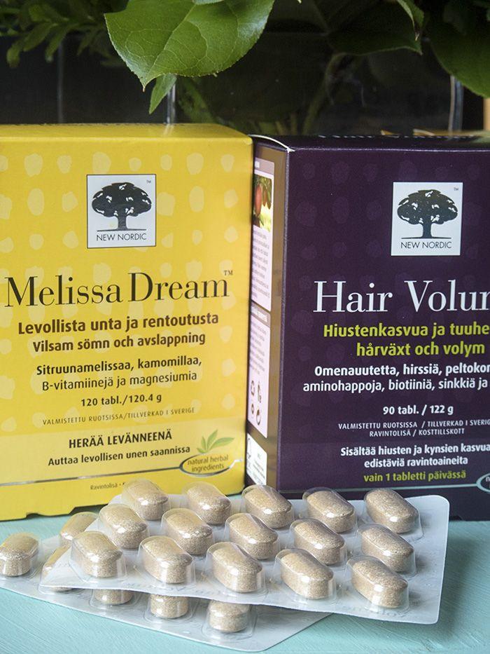 Hiustenlähtö Vitamiinit