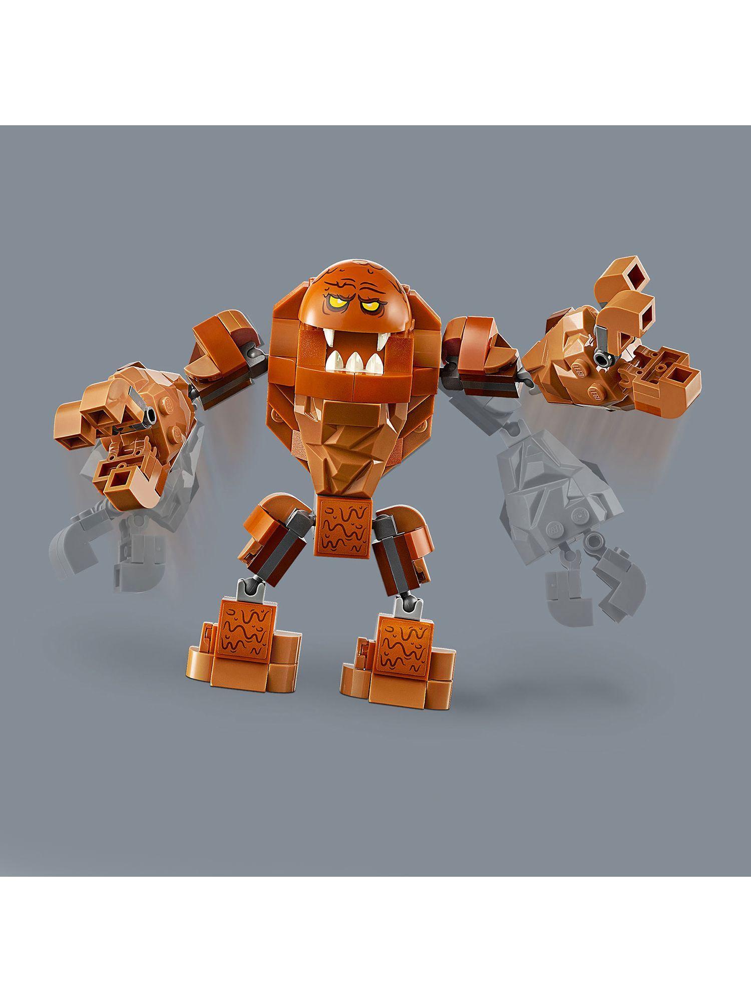 LEGO DC Batman 76122 Batcave Clayface Invasion Lego dc