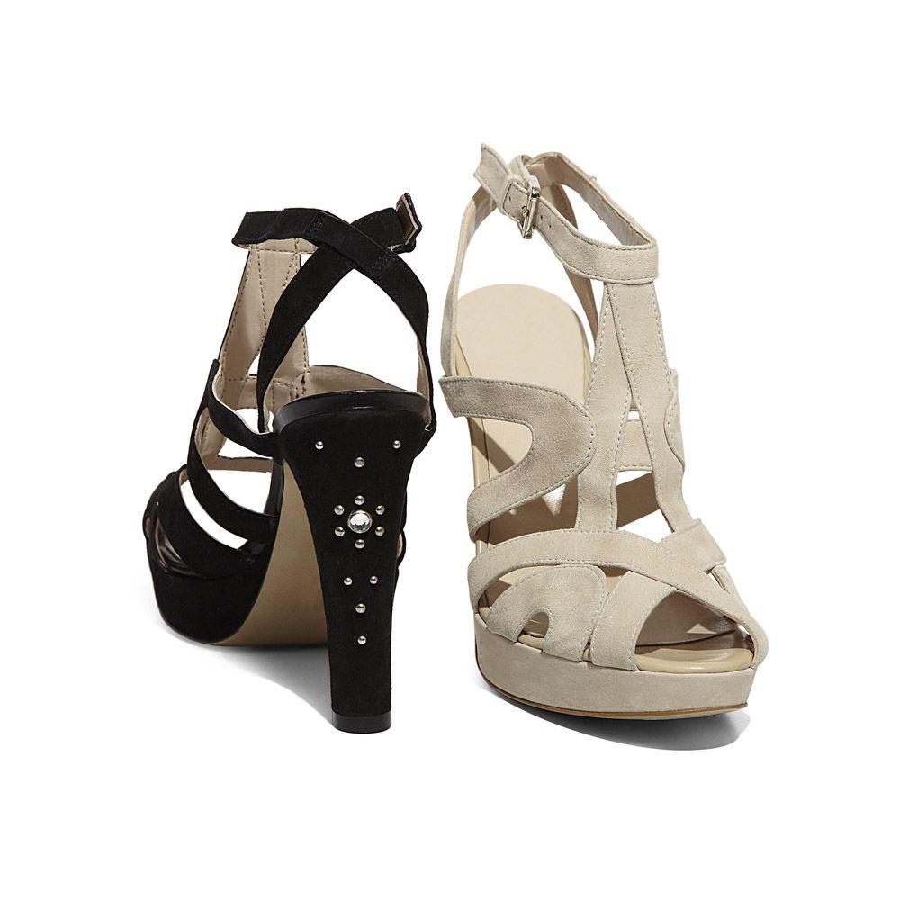 Sandalo con tacco 12cm - Donna - Collezione Scarpe Donna - Pittarello Rosso