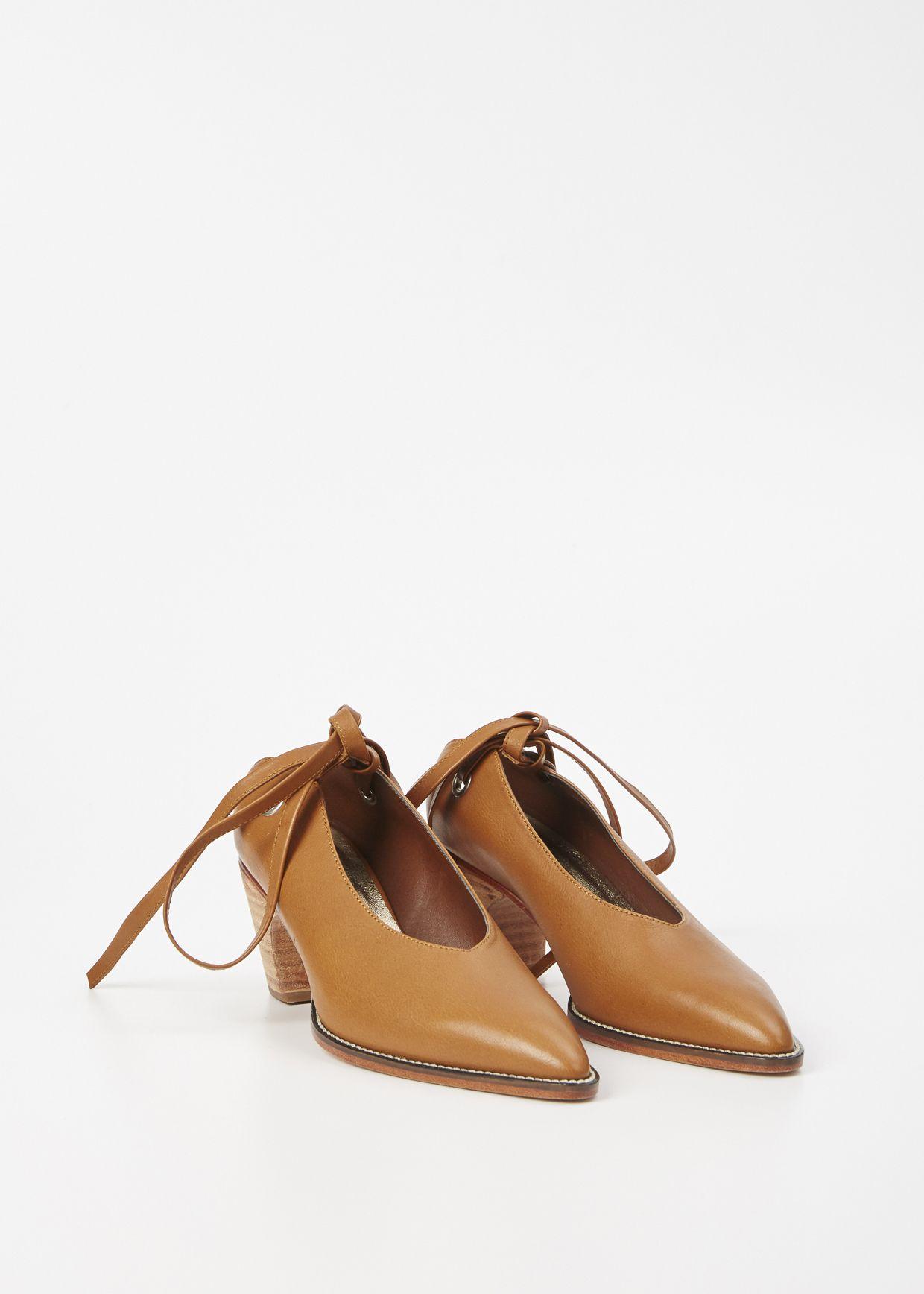 1e975bc4a36 Rachel Comey Fonda Heel (Polished Caramel) | Aesthetic | Heels ...