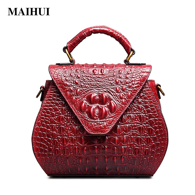 95d551107f9d MAIHUI women leather handbags high quality designer real cow genuine leather  shoulder bags 2017 new fashion