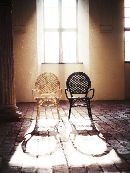 """""""LMSTA la nouvelle chaise en rotin de IKEA"""