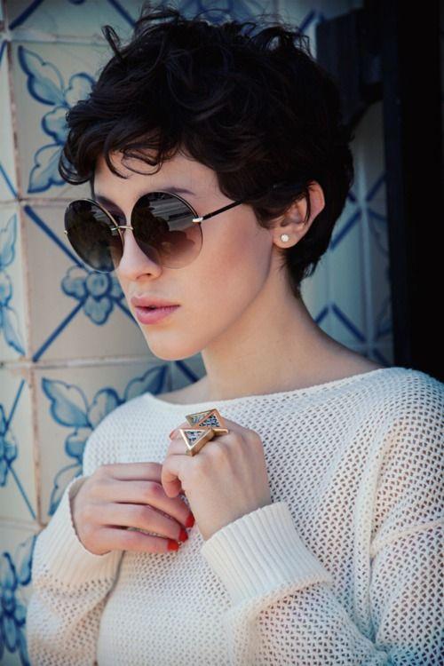 Tumblr Of Pixie Cuts Love Shorthair Pinterest