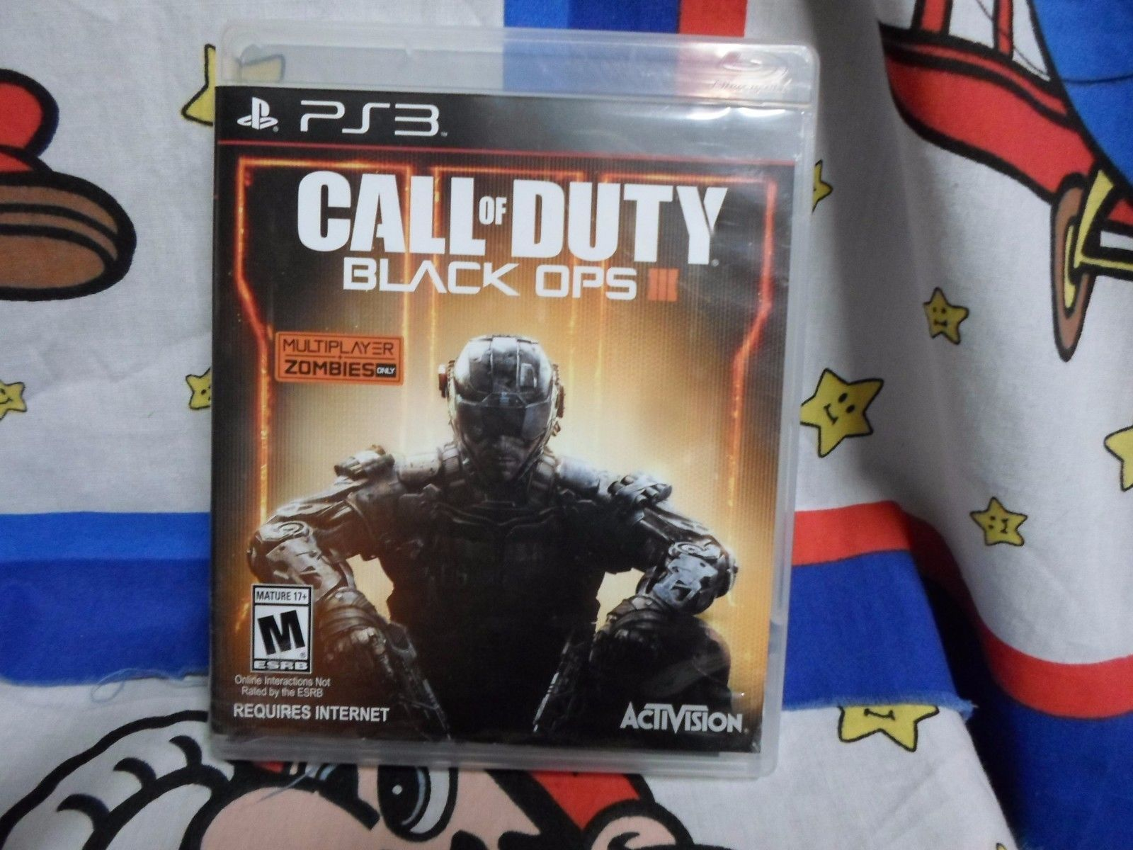 Playstation 3 Call of Duty Black Ops III Game COMPLETE https://t.co/icRN5gyPl9 https://t.co/86UtFR8kXI