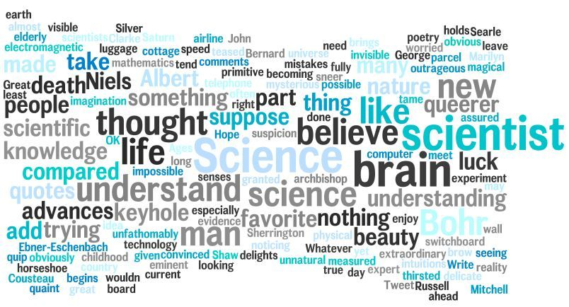 20 Great Science Quotes Inspirational Quotes