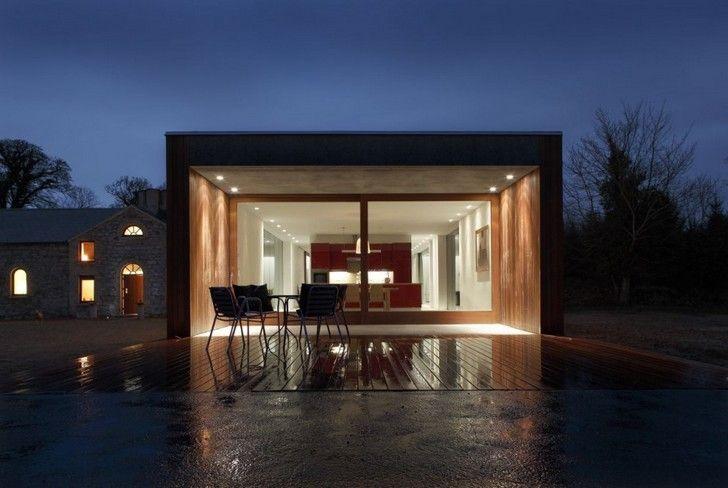 Casa de campo en  Ballymahon | Irlanda. ODOS Architects