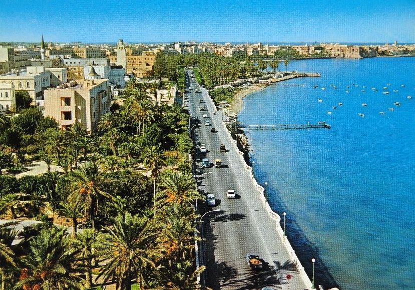 Tripoli Libya In 1960 S Places To Visit Libya Places