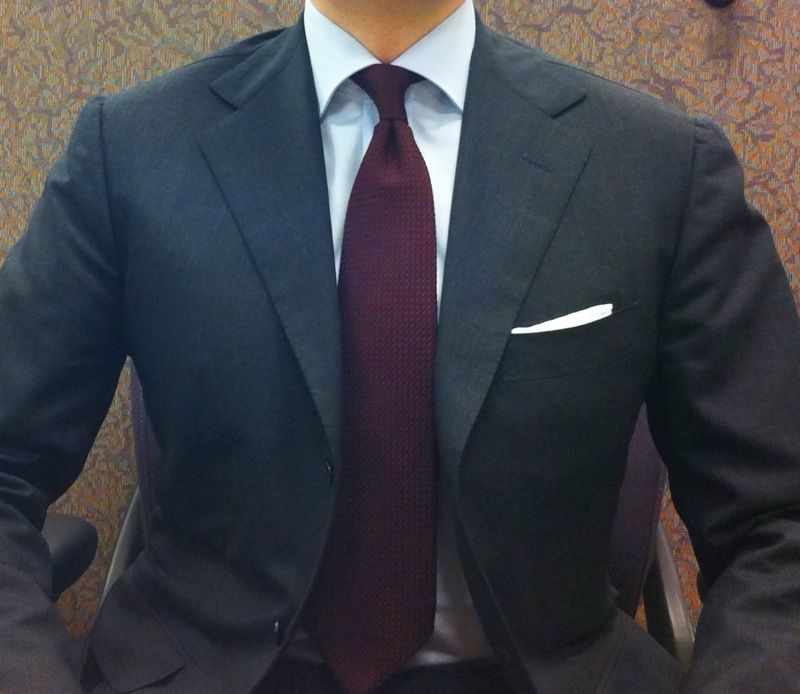 navy suit with burgundy tie - Google Search | Wedding ...