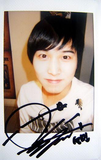 Polaroid: SungMin