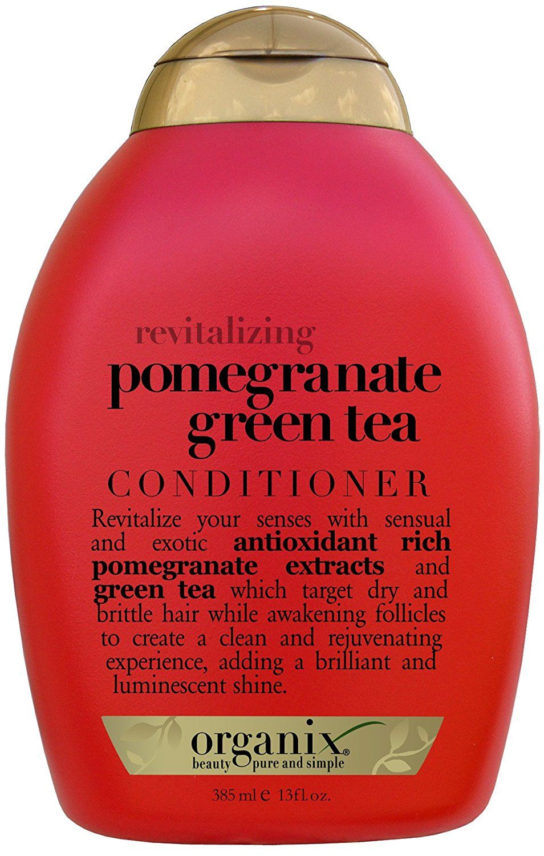 Organix Revitalizing Conditioner Pomegranate Green Tea 13 Ounce