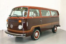 1978 Volkswagen T2 Microbus - Champagne Edition