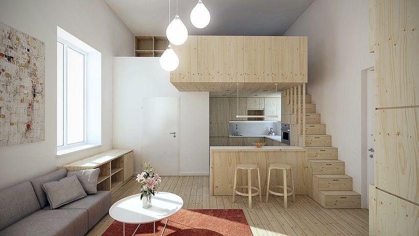 Inspirational Japanese Space Saving Furniture