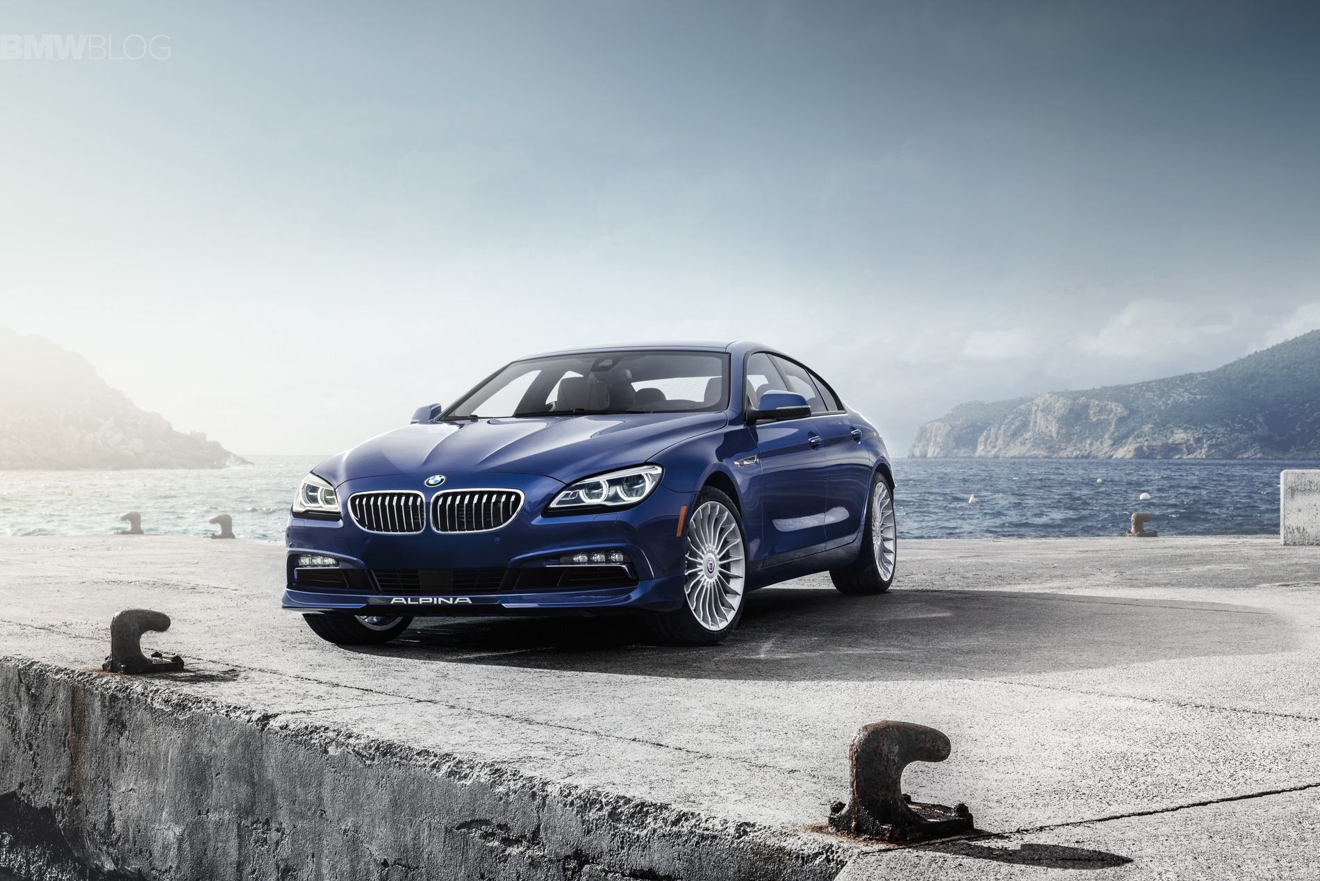 2016 BMW ALPINA B6 xDrive Gran Coupe delivers more power and