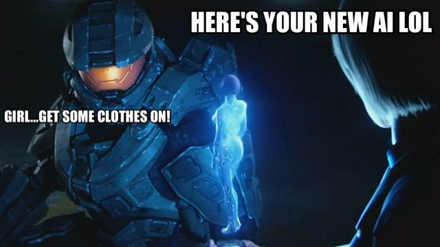 Are not naked girls halo3 your