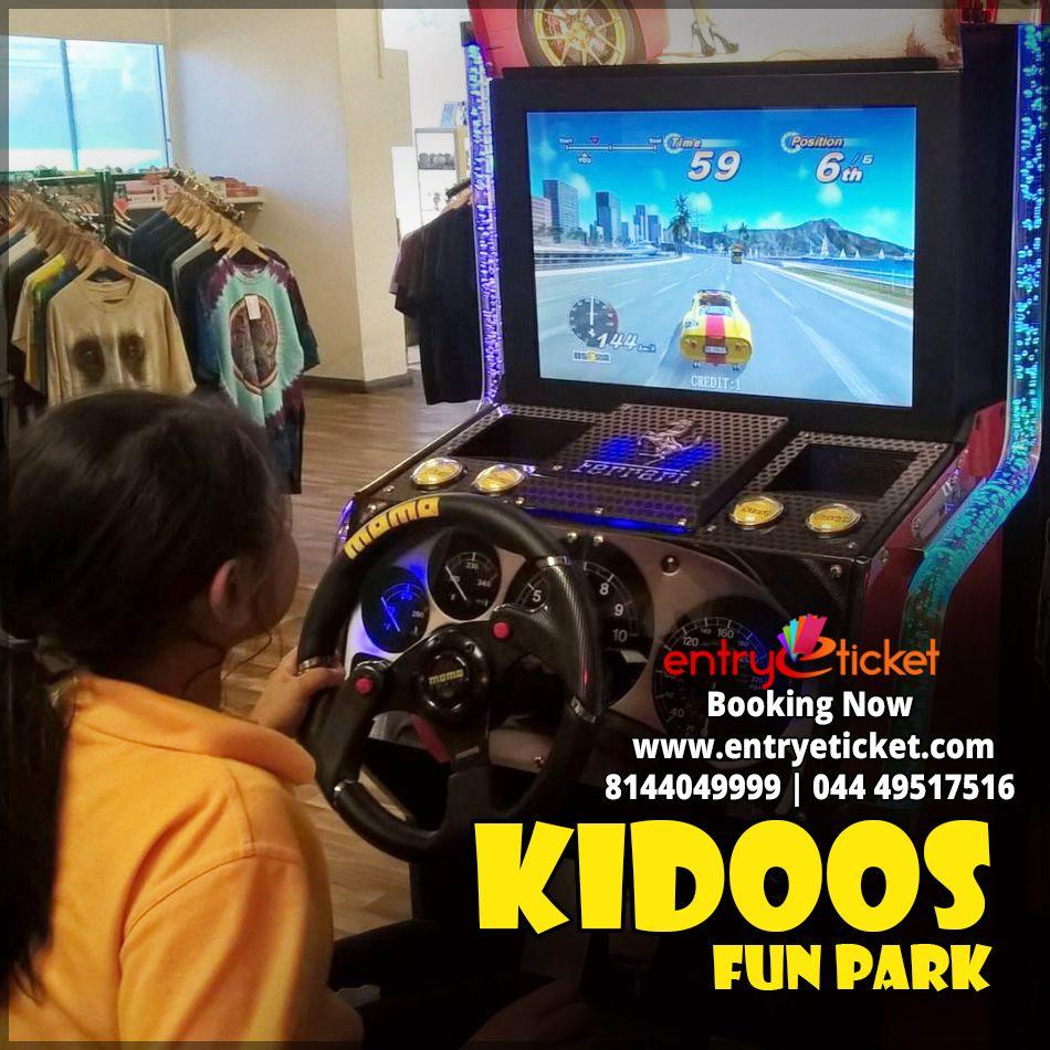 Kidoos Fun Park Children park, Family games to play