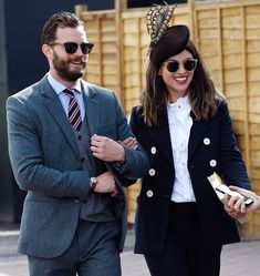 いいね!748件、コメント6件 ― JAMIE DORNANさん(@jamiedornanischristiangrey)のInstagramアカウント: 「Jamie & Amelia attend the Cheltenham 2018 Gold Cup Day. . #jamiedornan #ameliawarner」