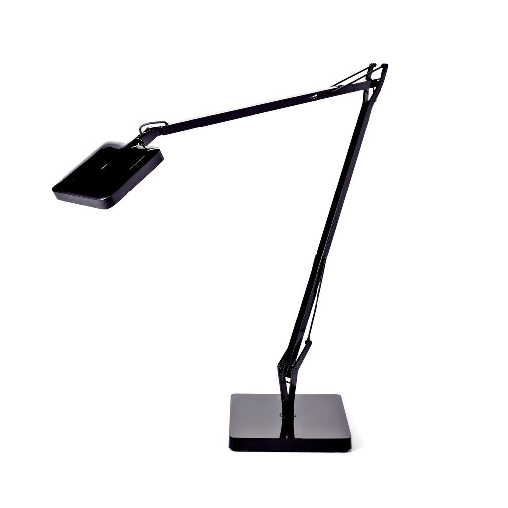 Kelvin Edge Led Table Lamp By Flos With Images Lamp Table Lamp Black Table Lamps