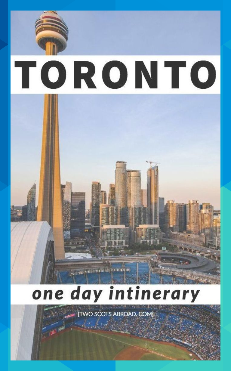 How to spend 1 day in Toronto | best things to do in Toronto in 1 day | what to do in Toronto ...