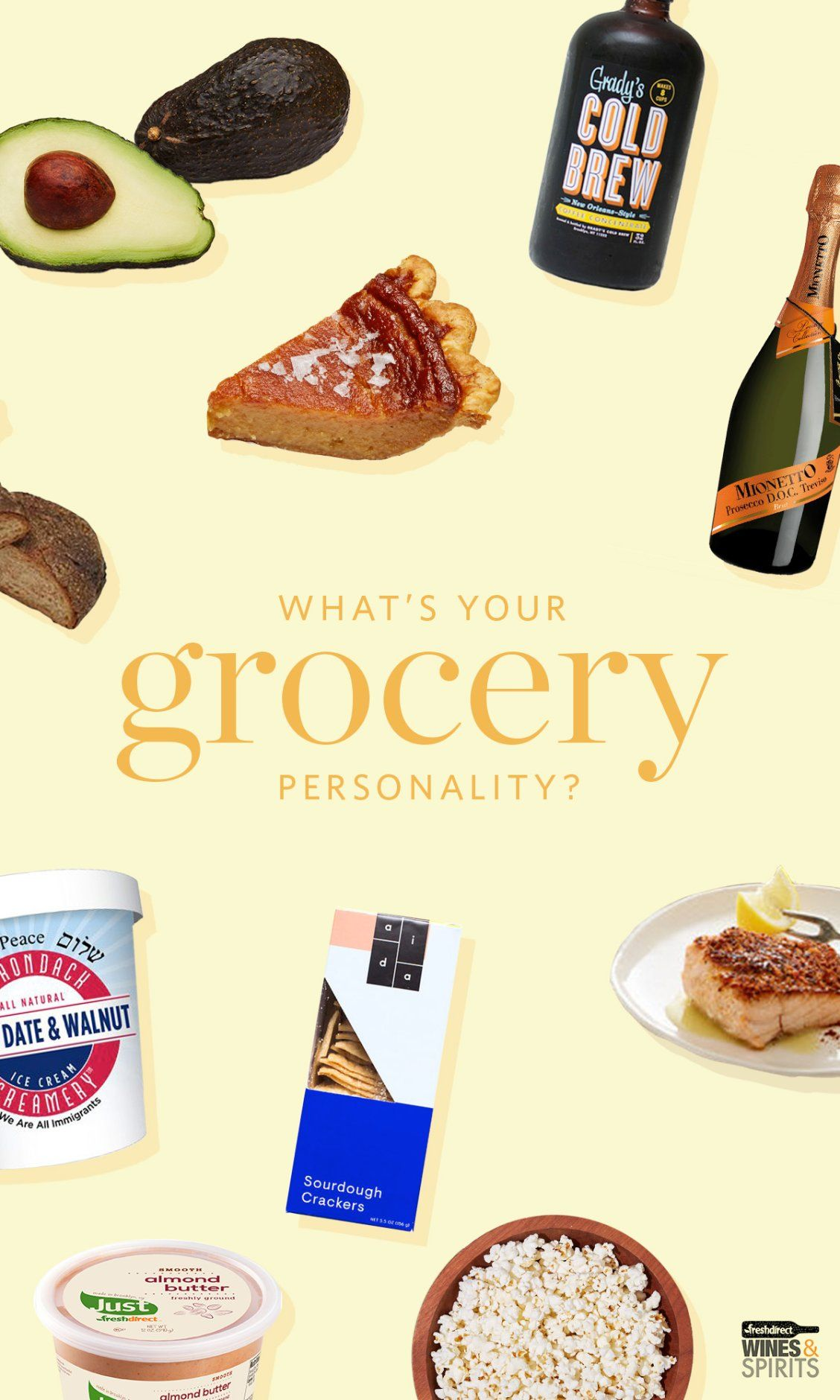 Whats Your Grocery Shopping Personality forecasting