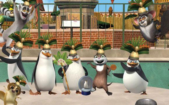 Los pinguinos de madagascar episodios latino dating
